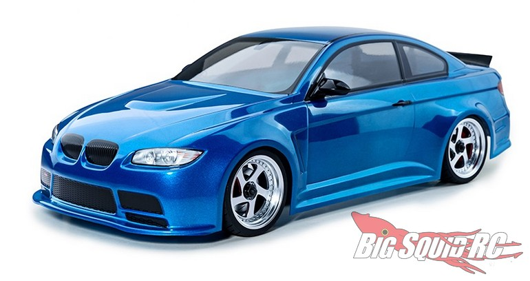 Max Speed Technology E92 Clear Touring Car Body