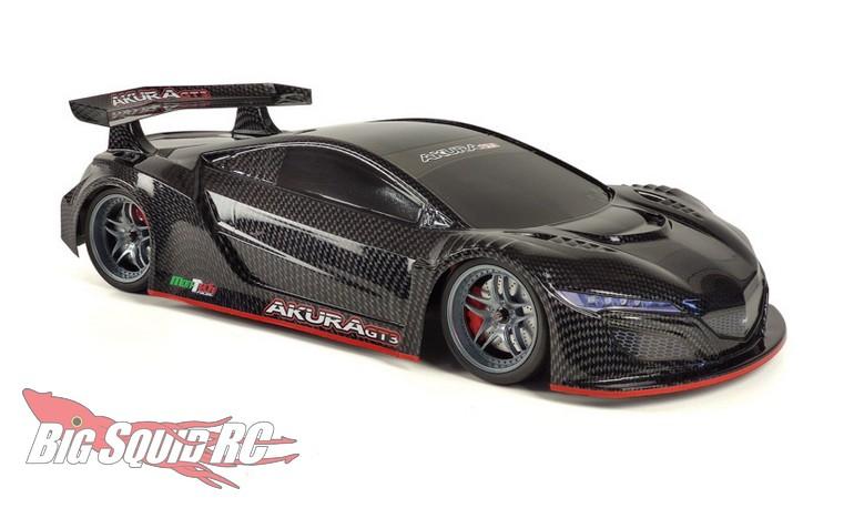 Mon Tech Racing Akura GT3 Body RC