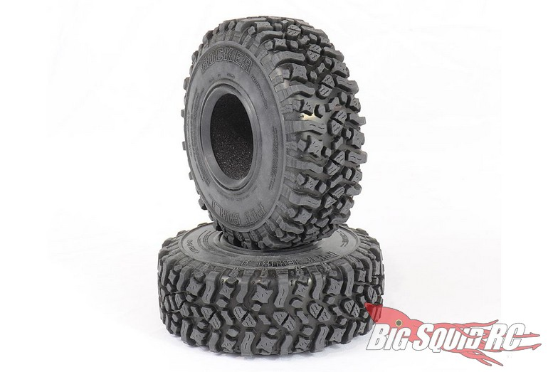 """Pit Bull 1.7"""" Rocker Scale Crawling Tires RC"""