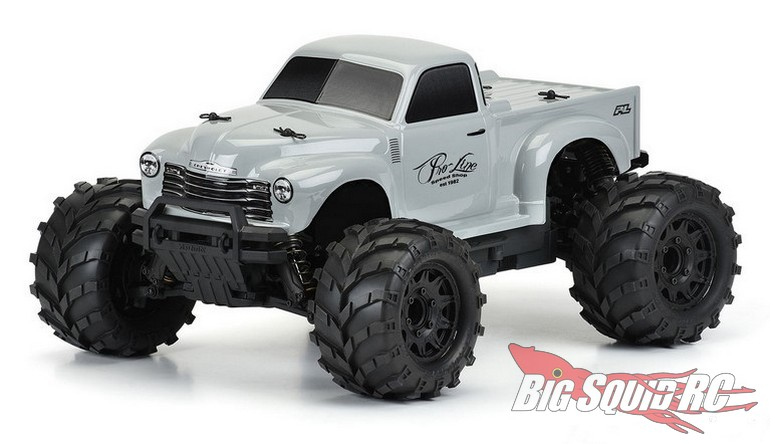 Pro-Line Early 50's Chevy Tough-Color Stone Gray Body
