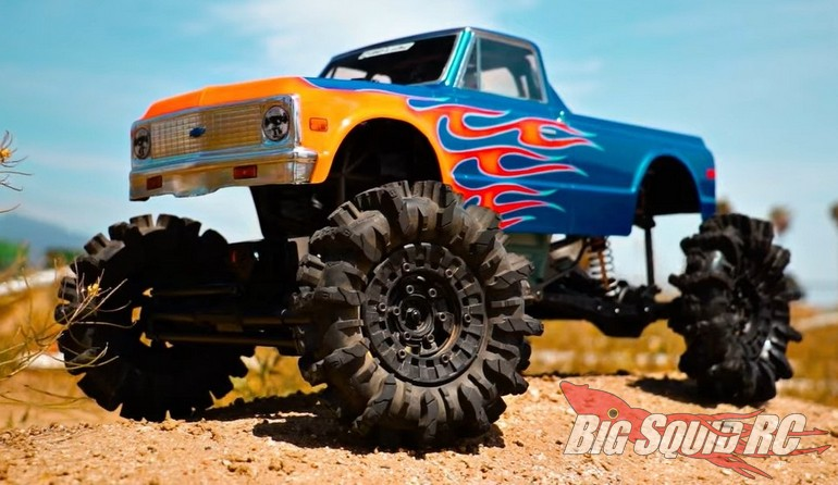 Pro-Line Interco Black Mamba Tires & Vice CrushLock Wheels Video