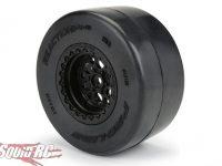 Pro-Line Reaction+ HP Wide SC S3 Belted Drag Tires