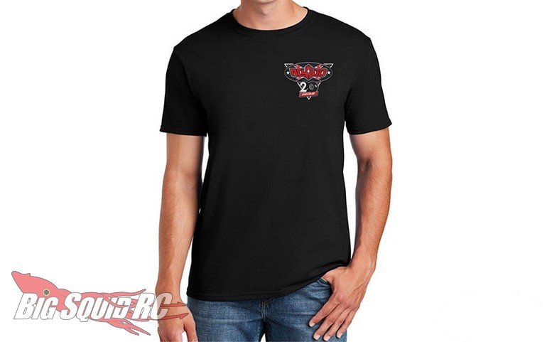 RC4WD 20th Anniversary Shirt