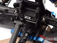 RDRP Aluminium Rear Chassis Brace Mount Associated RC8B3.2