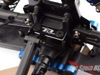 RDRP Aluminium Rear Chassis Brace Mount Associated RC8B3.2