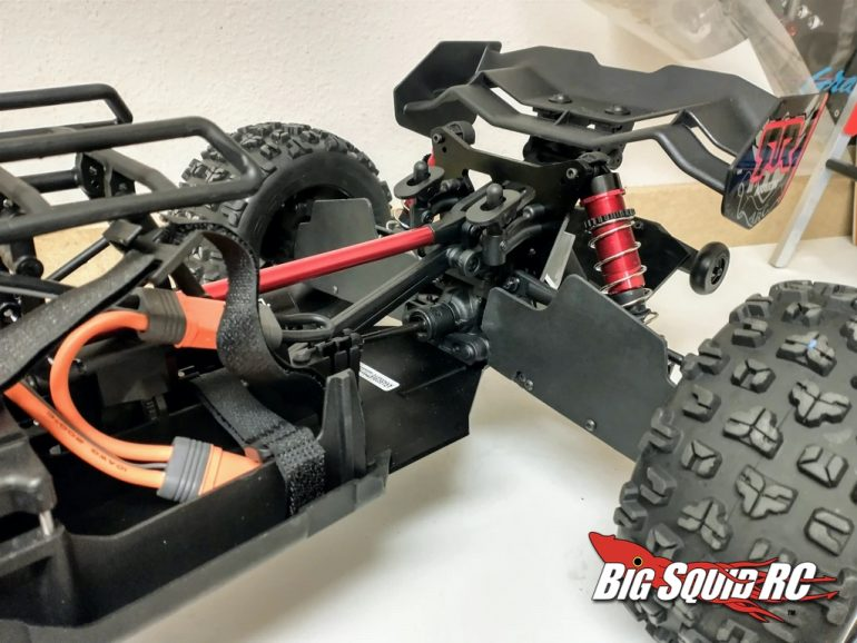 T-Bone Racing ARRMA Kraton 6S V5 A-Arm Skid Guard
