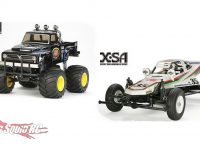 Tamiya X-SA Grasshopper Midnight Pumpkin