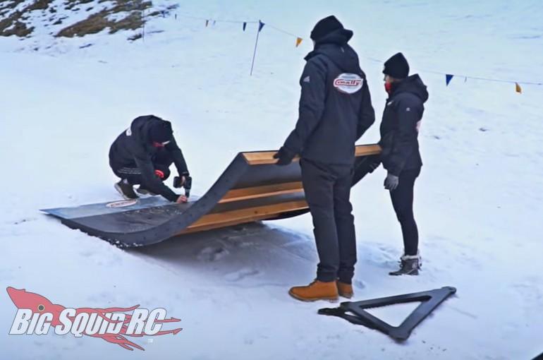 Team Corally RC Ski Resort Video