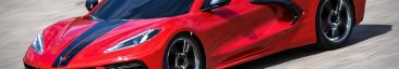 Traxxas 4-Tec 3.0 Chassis Corvette Stingray Body