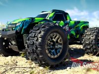 Traxxas Hoss Swamp Stormer Video RC