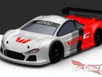 WRC Racing GT4.1 Nitro Touring Car Kit