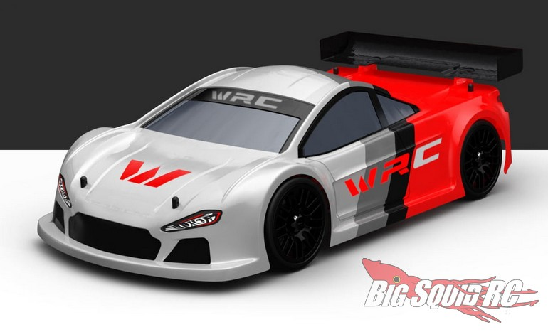 WRC Racing GT4.1 Nitro Touring Car Kit
