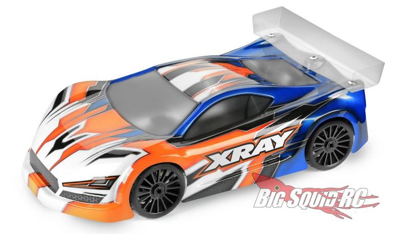 XRay RC 2022 GTX8 Nitro Car