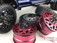 CEN Racing RC Spiked Wheel Lugs