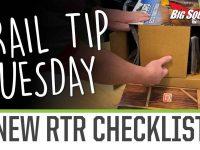 Element RC RTR Checklist