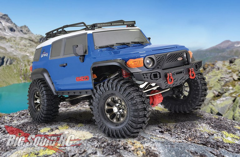 FTX RC Outback GEO RTR Trail Truck