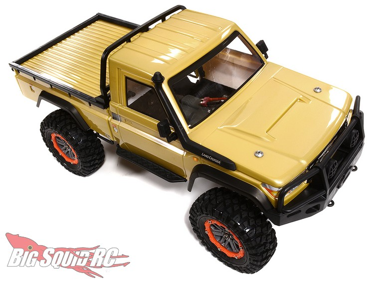Integy LC10 Pro Edition RTR Scale Crawler