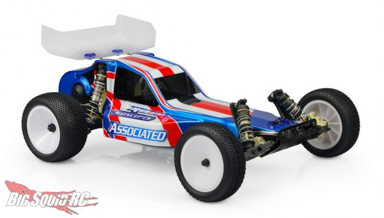 JConcepts Protector RC10 Clear Body 5.5 Wing