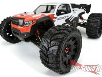 Pro-Line Masher X HP Belted Pre-Mounted Tires