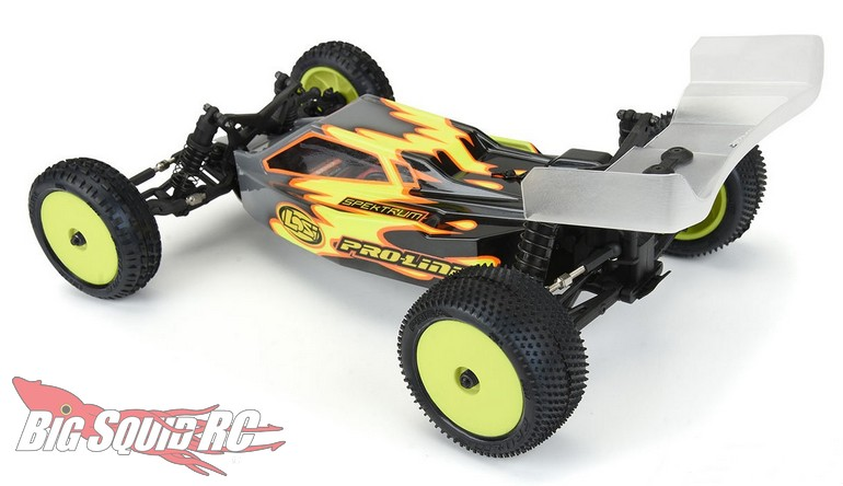 Pro-Line Hole Shot Off-Road Mini-T 2.0 Tires Mounted