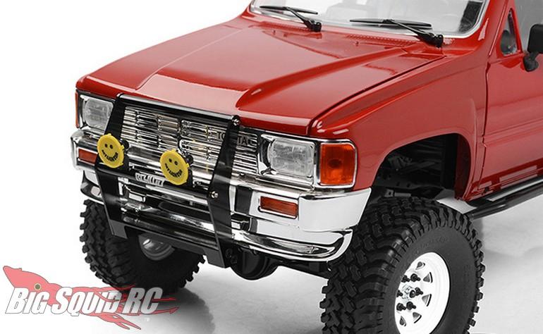 RC4WD Bull Bar 1985 4Runner 1987 XtraCab Mojave II