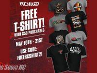 RC4WD Free T-Shirt Offer