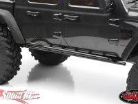 RC4WD Tough Armor Steel Side Sliders SCX10 III Gladiator
