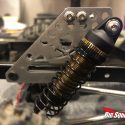 Rock Pirates RC Rear Shock Towers - SCX10II Element RC