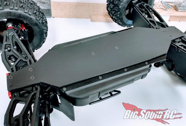 T-Bone Racing Full Chassis Skid 6S Arrma Kraton V5