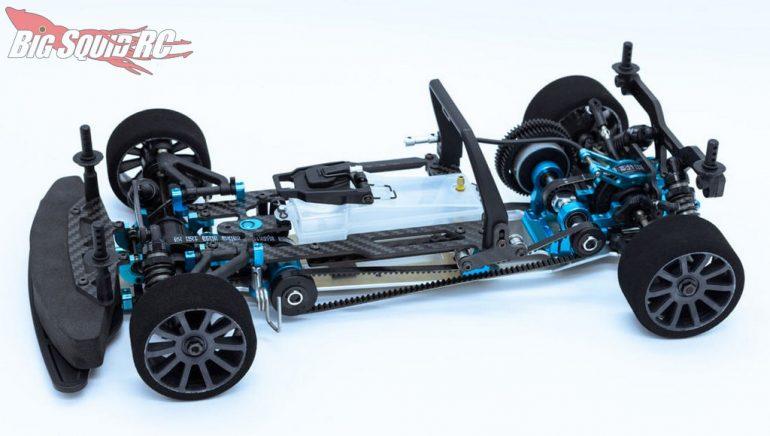 Team Shepherd Velox V10 AWS Nitro Touring Kit