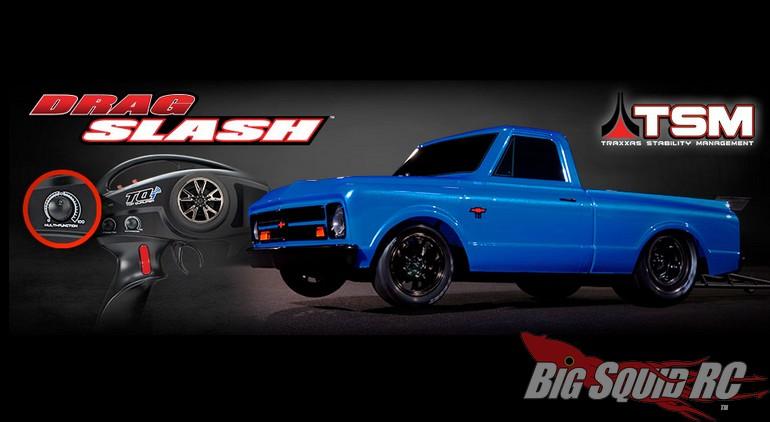 Traxxas Drag Slash New TSM Drag Race Mode