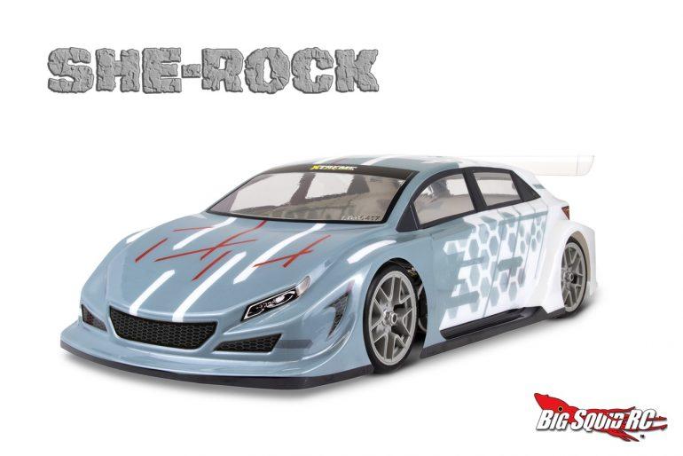 Xtreme Aerodynamics She-Rock FWD On-Road Body