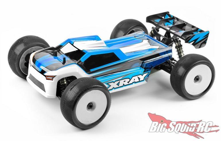 2022 XRay XT8E Electric Truck Kit RC
