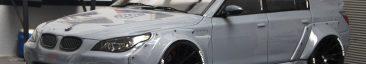 APlastics BMW E60 Widebody Kit RC