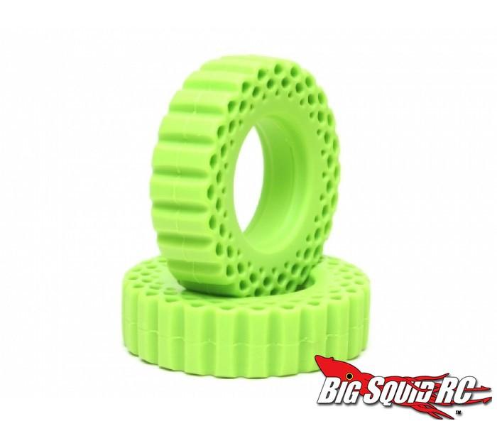 Boom Racing Rock Monster Green Tire Inserts