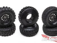 Duratrax Class 1 Scale Rock Crawling Tires