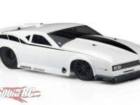 JConcepts 1968 Pontiac Firebird Pro Drag Body