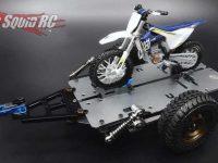Kaioz Model Studio 18th Scale RC Motorcycle Trailer