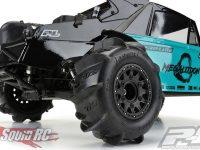 Pro-Line Dumont Paddle SC Tires Traxxas Slash