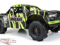 Pro-Line Dumont Paddle Tires Mounted ARRMA Mojave