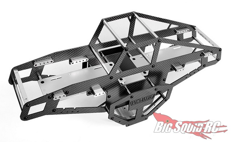 RC4WD Carbon Assault 10th Monster Truck Chassis