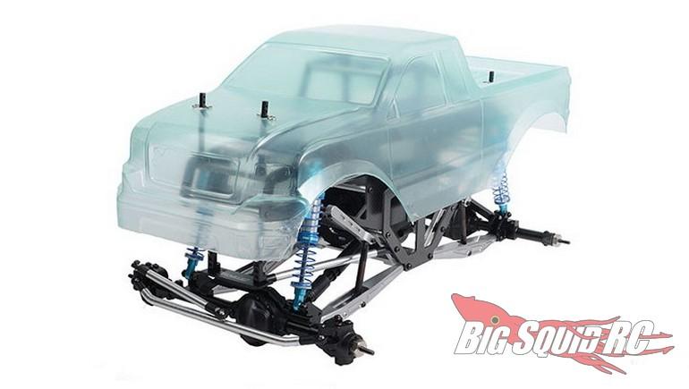 RC4WD Carbon Assault Builders Kit Manticore Body