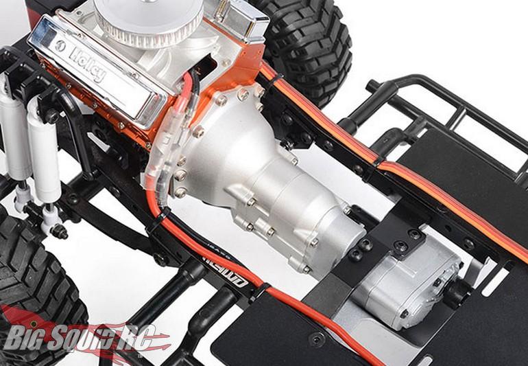 RC4WD TCI Heavy Duty R4 Single Speed Transmission