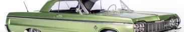 Redcat SixtyFour Lowrider - Kandy & Chrome