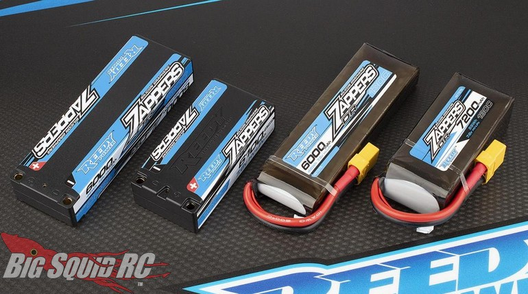 Reedy Zappers DR Competition HV-LiPo Drag Race Batteries