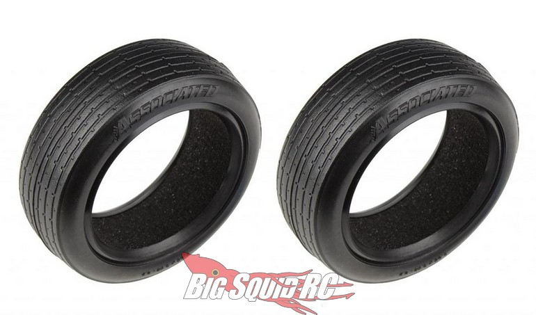 Team Associated RC DR10 Front Drag Tires
