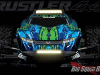 Day into Night Traxxas Rustler 4X4 VXL LED Light Kit Video