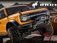 Traxxas TRX-4 Ford Bronco RC