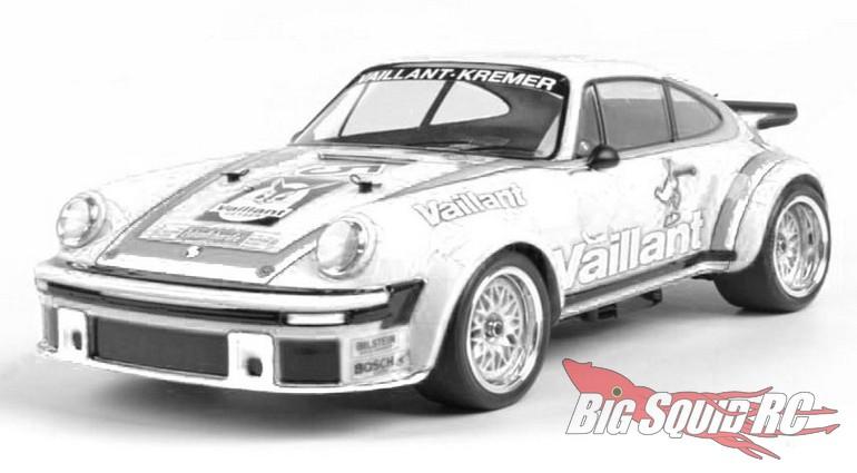 45th Anniversary Tamiya Porsche 934 RSR Vaillant White