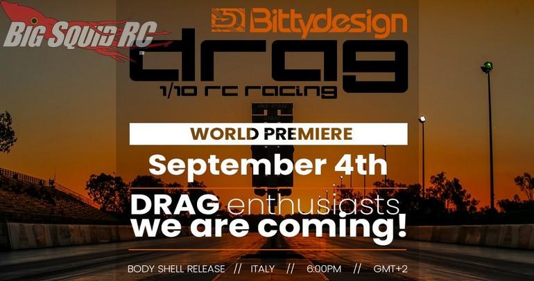 Bittydesign RC Drag No Prep Body